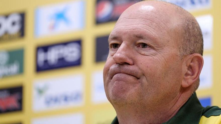 El nuevo técnico de la Unión Deportiva Las Palmas, Pepe Mel.
