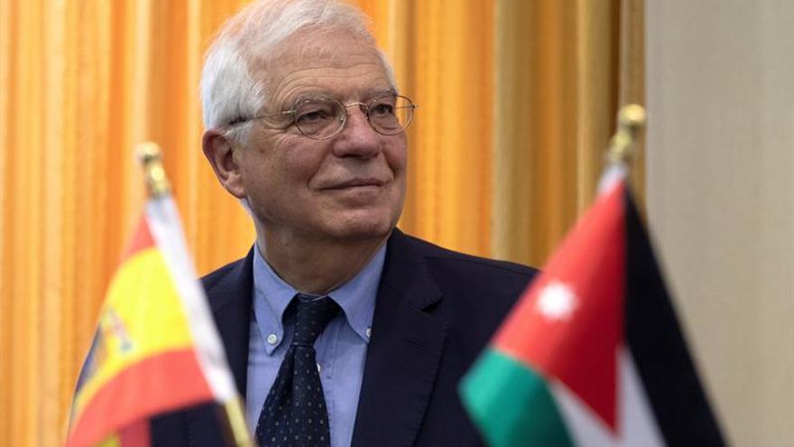 """España dice que López está como """"huésped"""" en la residencia del embajador en Venezuela"""