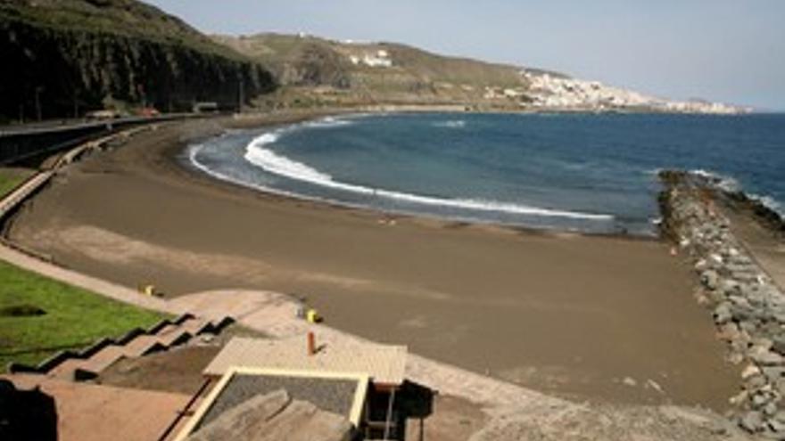 Playa de La Laja.