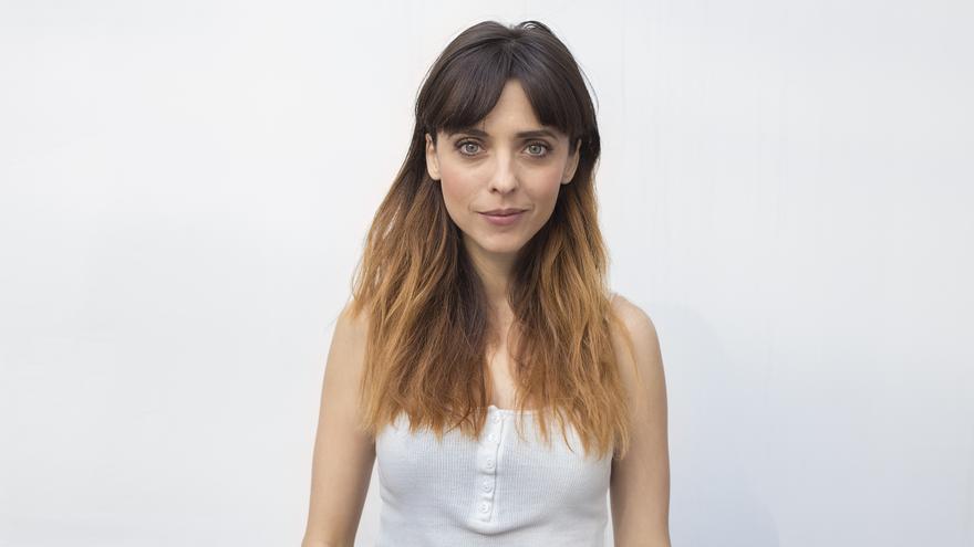 La actriz Leticia Dolera