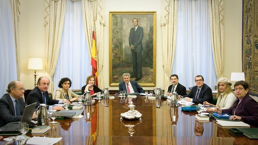 El Congreso pospone su decisión sobre la sanción a Sabino Cuadra buscando unanimidad