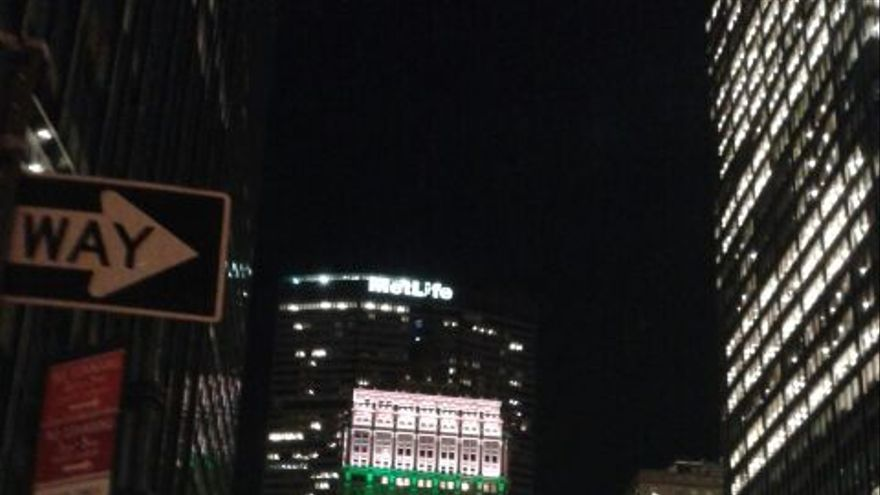Nueva York de verde, de verde PAH (foto: Begonia Santa-Cecilia)