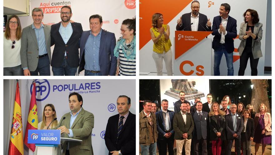 Elecciones generales en Castilla-La Mancha