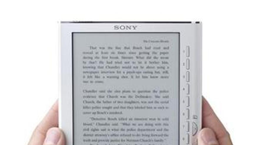 Sony Reader Digital Book, el primer e-book de la compañía