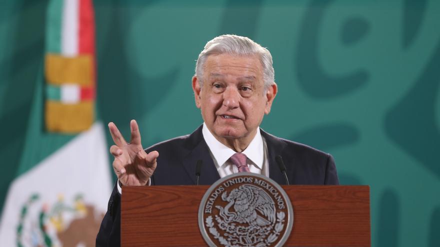 """López Obrador dice que """"no son buenas las relaciones con España"""""""