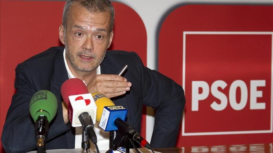 El PSOE subraya que la concertina ya estaba cuando los socialistas llegaron al Gobierno