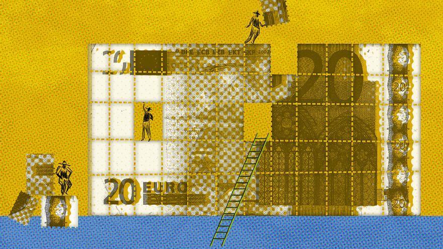 El aval colectivo se perfila como una herramienta más de la soberanía financiera (Imagen: CC Colbrain crowdfunding @Flickr)