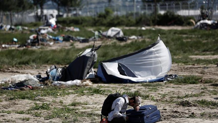 Admiten a trámite la petición de asilo político de 7 ciudadanos sirios