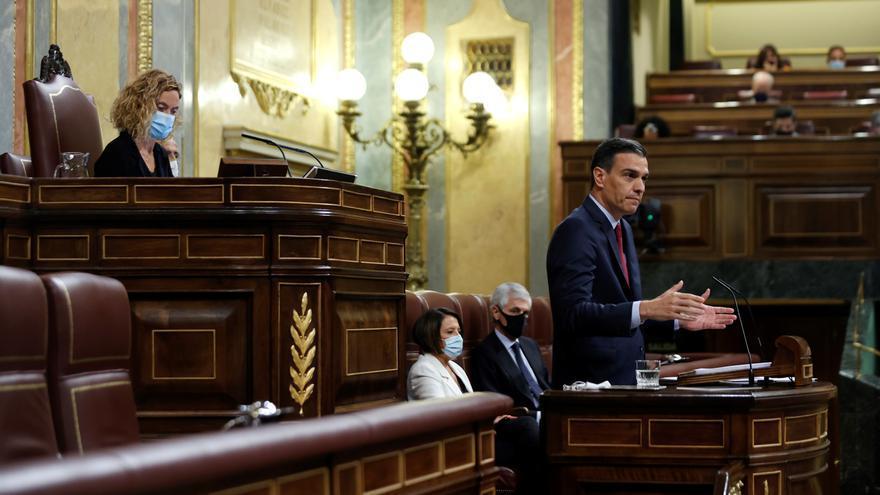 Sánchez apoya reformar el delito de sedición pero no ve la mayoría parlamentaria