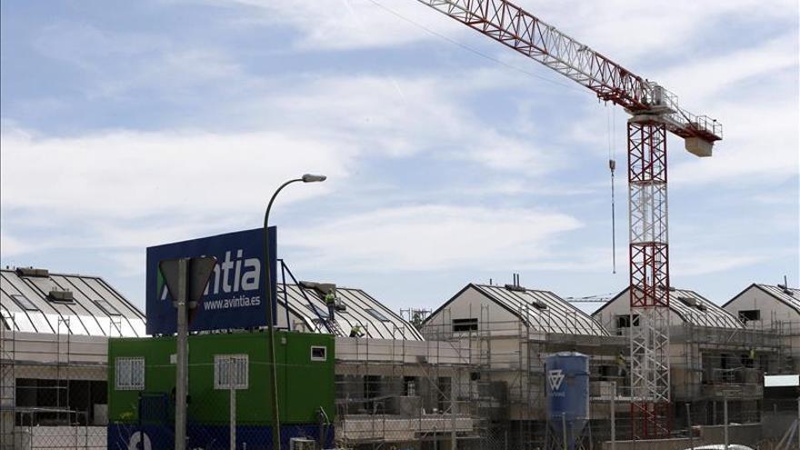 El precio de la vivienda crece un 6,6 % en el tercer trimestre