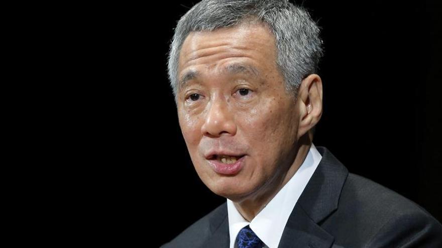 """El primer ministro de Singapur operado """"sin problemas"""" de cáncer de próstata"""