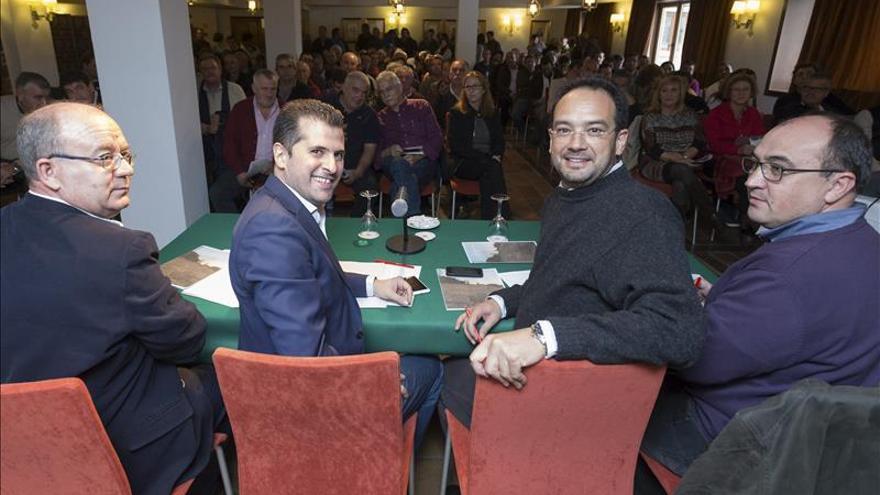 Hernando y Tudanca piden una solución al problema del coeficiente de pastos