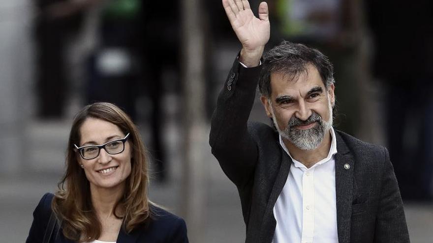 Cuixart pide unidad al independentismo porque sólo avanzarán  juntos