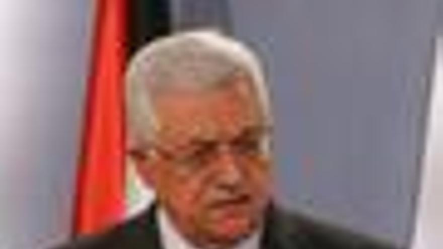 Abbas reitera que no habrá negociación hasta que Israel cese la construcción de asentamientos