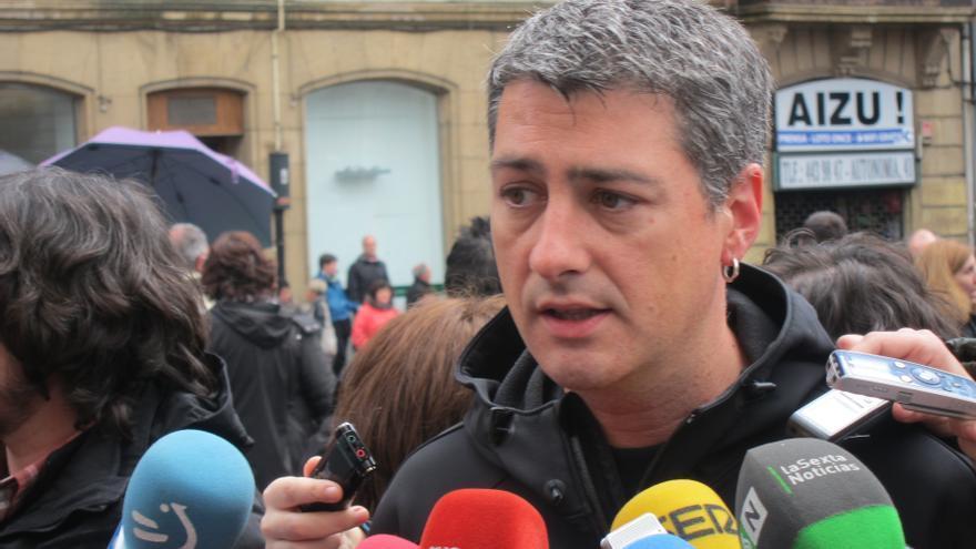 """EH Bildu dice que los excarcelados de ETA """"son personas que han cumplido su condena y tienen resarcidos sus derechos"""""""