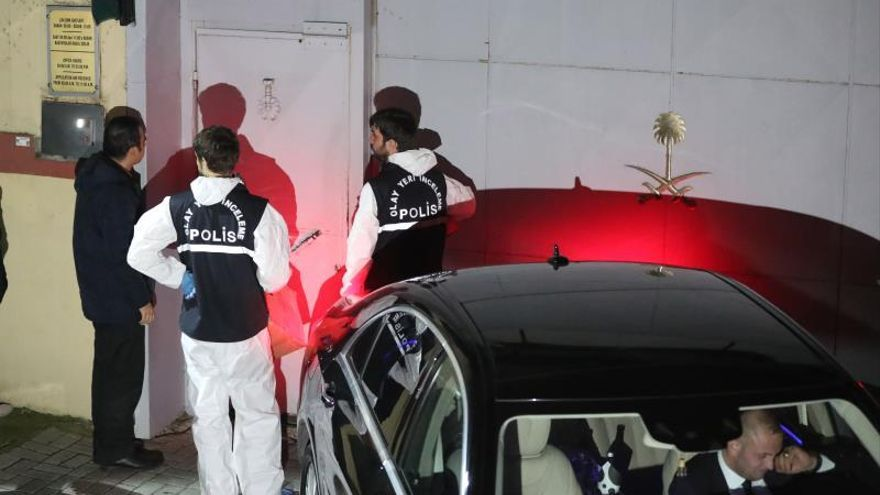 Arabia Saudí condena a muerte a cinco personas por caso Khashoggi