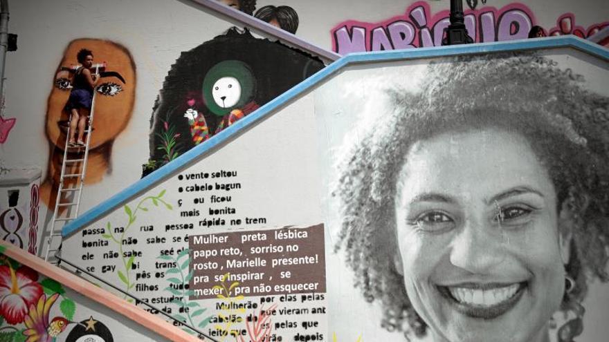 Capturan a los acusados del asesinato de la concejala y activista brasileña Marielle Franco