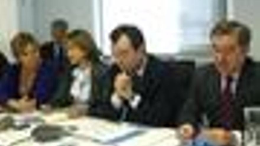 Manuel Cobo, en el Comité Ejecutivo del PP
