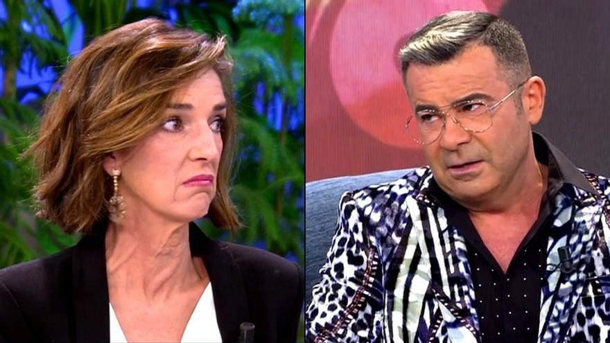 Paloma García Pelayp / Jorge Javier Vázquez