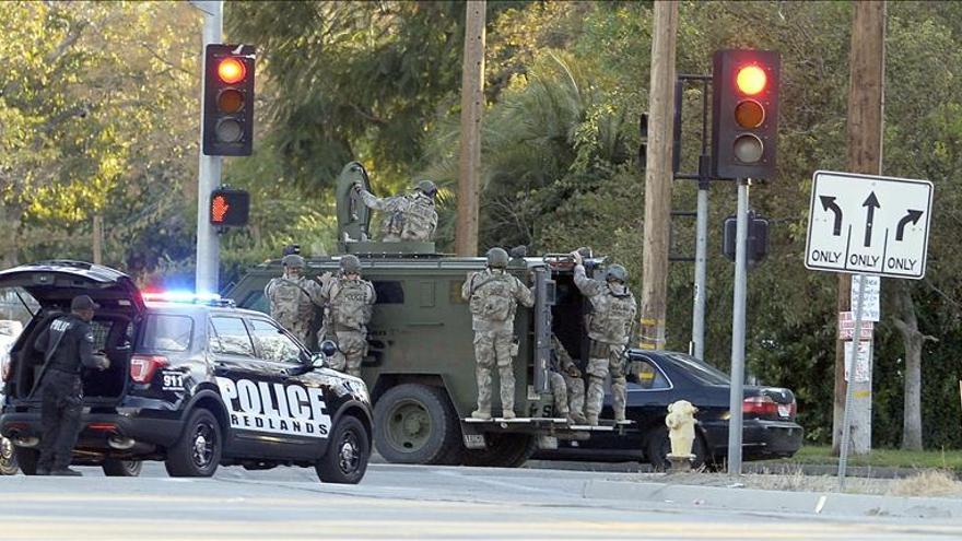 Identificado uno de los sospechosos en la matanza de San Bernardino