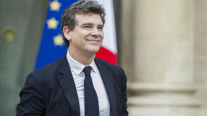 Montebourg justifica su salida del Gobierno por la política de austeridad