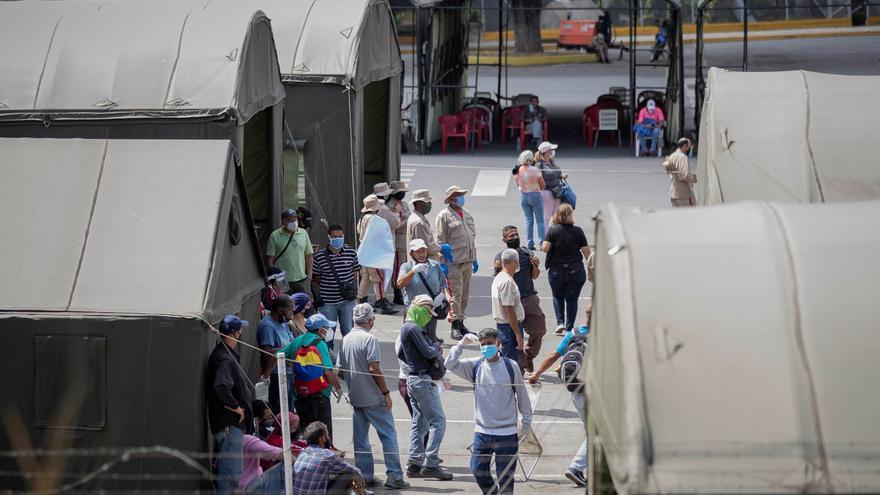 Venezuela registra 1.223 contagios de covid-19 y llega a 193.721 casos