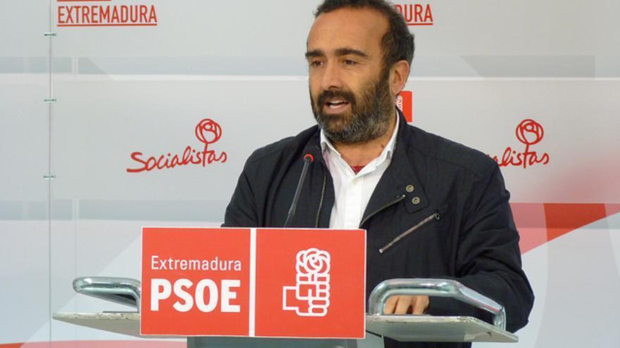 Miguel Angel Morales PSOE Extremadura
