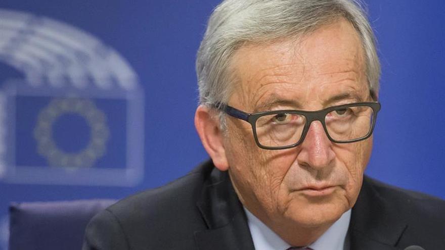 """Juncker: """"Europa no puede ser construida contra las naciones"""""""