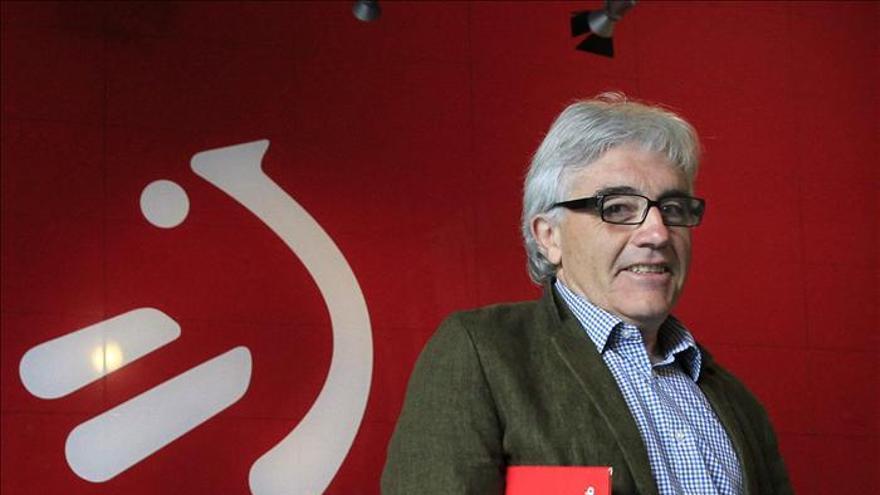 Eduardo Barinaga, actual director de ETB, fue socio de la productora Baleuko hasta julio.