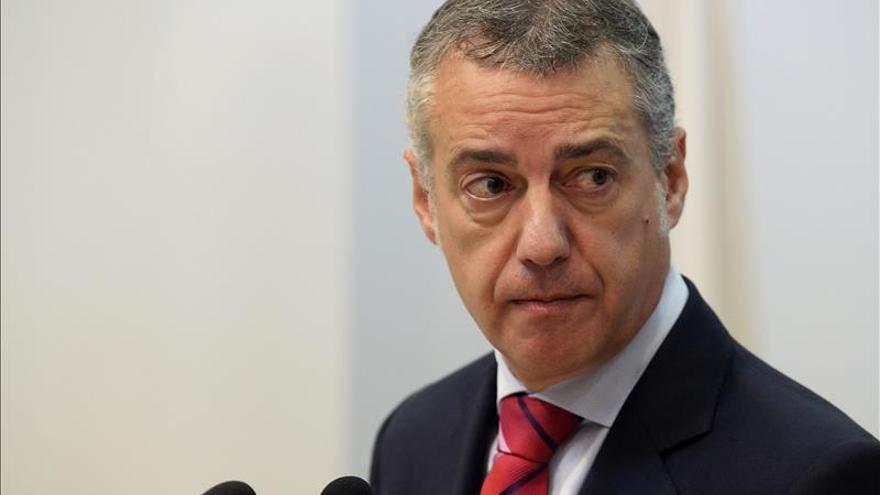Urkullu espera que la Ertzaintza sea considerada una policía europea más
