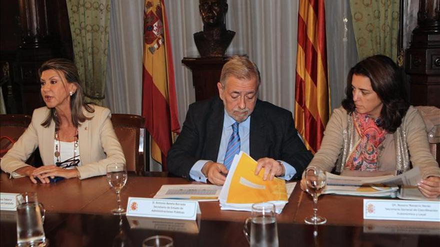 El Gobierno pagará el miércoles las deudas de la Generalitat con las farmacias y los hospitales