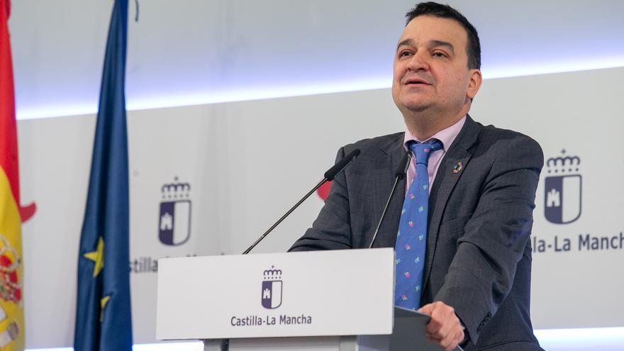 El consejero Francisco Martínez Arroyo