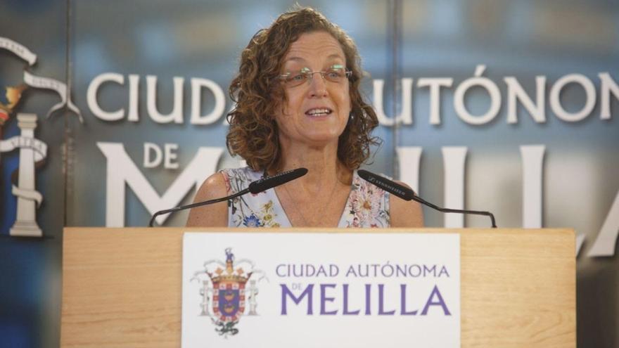 La líder del PSOE en Melilla desvela que Margarita Robles le ofreció ser la directora general de la Guardia Civil