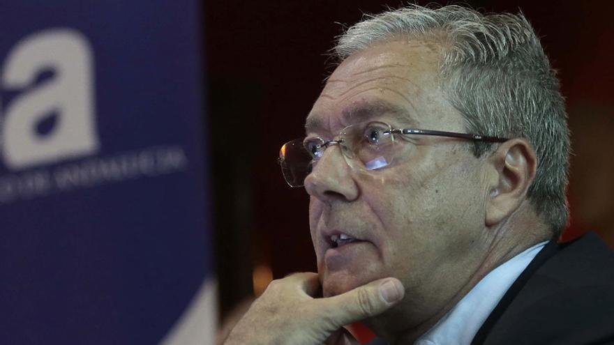 Rogelio Velasco, nuevo consejero andaluz de Economía, Innovación, Empresas y Universidades.