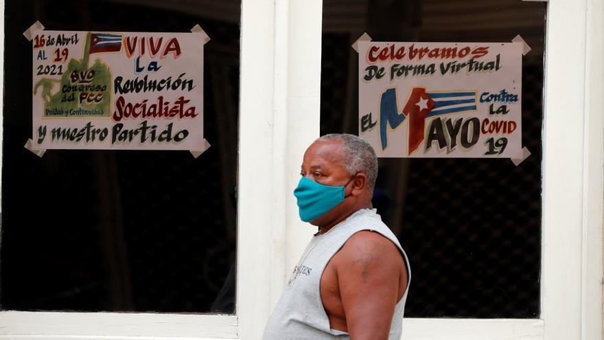 Cuba acumula más de 154.000 contagios de covid-19