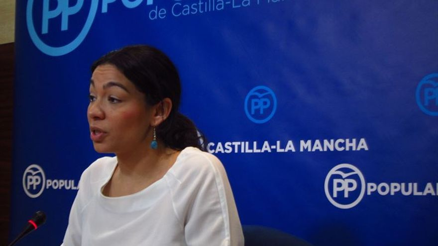 Claudia Alonso, diputada regional del PP
