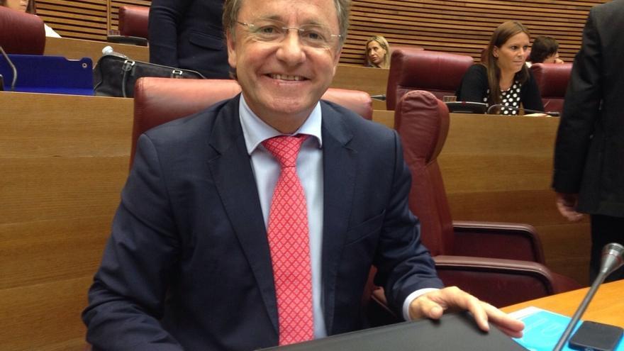 Moragues será el nuevo delegado del Gobierno en la Comunidad Valenciana en sustitución de Castellano