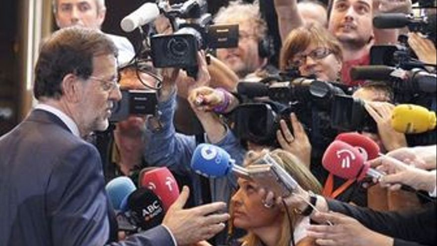 Mariano Rajoy. (EUROPA PRESS)