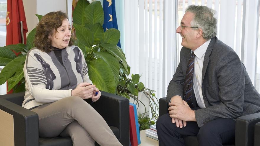 Navarra y Aragón estrecharán su colaboración en materia de desarrollo rural y medio ambiente