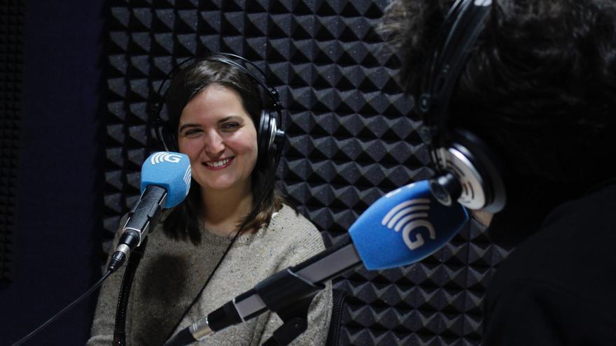 Gabriela Ybarra, autora de una de las revelaciones literarias del año, El Comensal