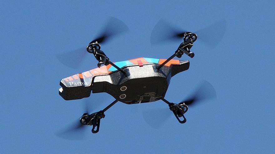 Se están utilizando drones para funciones como la supervisión de cultivos o la búsqueda de restos arqueológicos