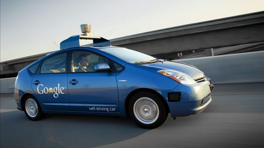 Google dice que sus coches sin conductor han tenido 11 accidentes en 6 años