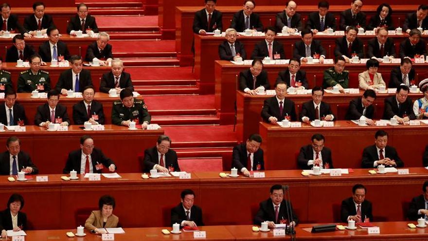 La Fiscalía china lleva a televisión la campaña anticorrupción de Xi Jinping