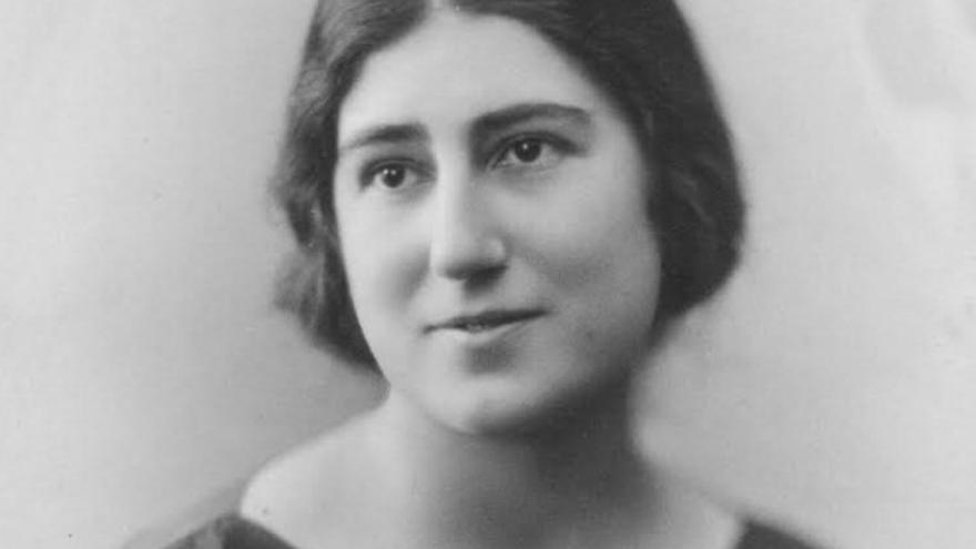 Landa, hacia 1922 / Asociación Matilde Landa