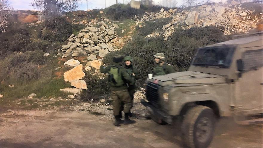 Soldats israelians
