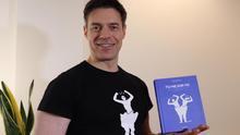 Darío Pescador nos presenta el libro de 'Tu Mejor Yo', una guía para mejorar el cuerpo y la mente