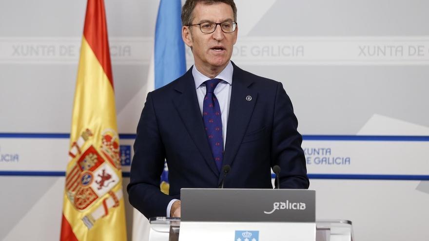 """Feijóo señala que el Gobierno busca dialogar con Cataluña, pero no será posible si la Generalitat """"no quiere"""""""