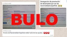 No, ser español no te excluye de recibir la prestación por desempleo