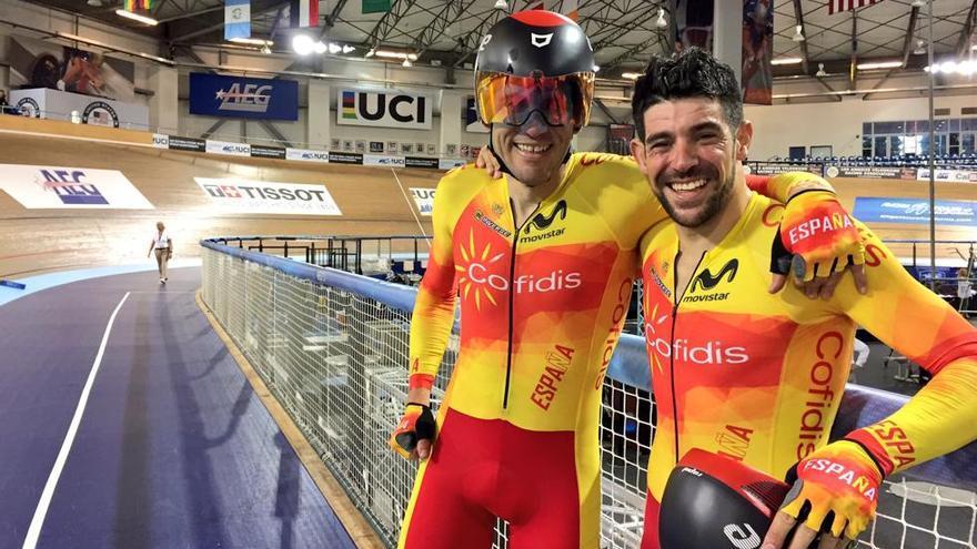 Ignacio Ávila y Joan Font se proclamaron campeones del mundo.
