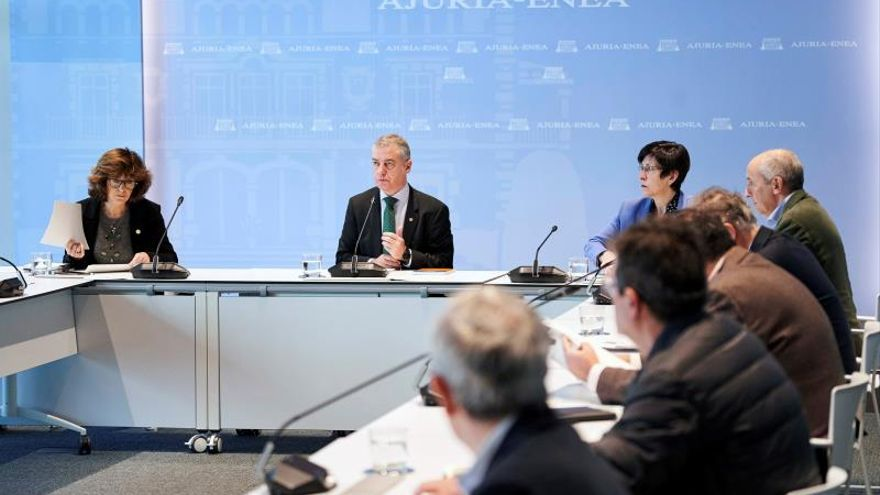 El Gobierno Vasco ordena el cierre de la hostelería y descarta por ahora el confinamiento